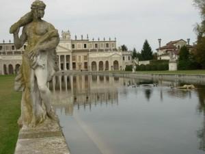 Passeggiando a Villa Pisani