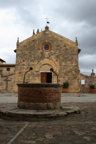 Monteriggioni - Preghiera Medioevale