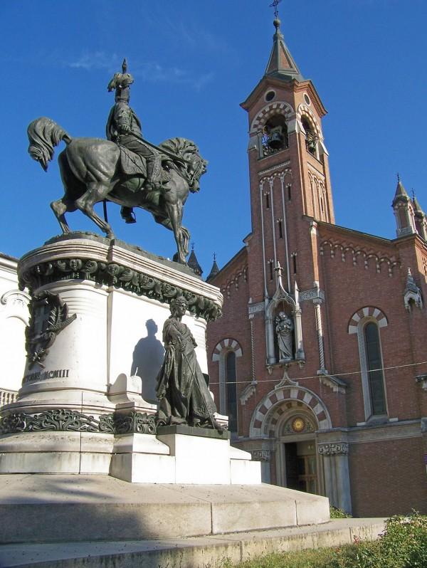 ''La Chiesa di Mattoni Rossi'' - Asti