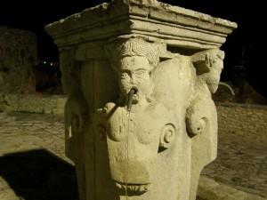 Fontana dei fauni