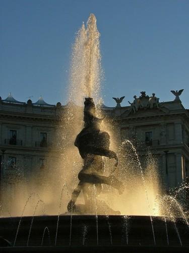 Roma - Le Naiadi