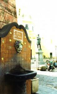 Fontana di piazza dei Martiri