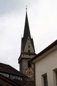 Campanile della chiesa delle Orsoline