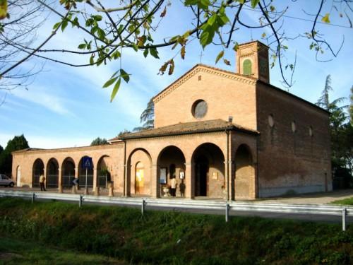 Castel Guelfo di Bologna - Una cartolina da Castel Guelfo