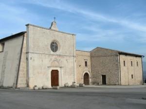 Complesso monastico di S. Antonio - loc. Civitaretenga di Navelli (AQ)