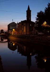 Milano, San Cristoforo sul Naviglio