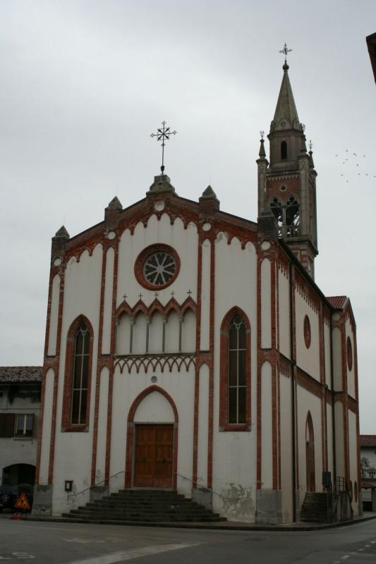 ''La chiesa di Rizzolo'' - Reana del Rojale