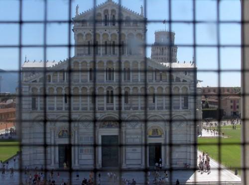Pisa - Finestra sul Duomo