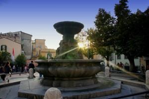 La fontana del mercato