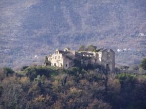 il convento dei cappuccini di Caiazzo