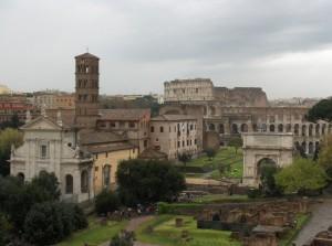 La Roma di Pinelli