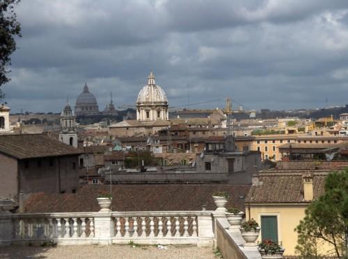 Roma - Terrazza su Roma