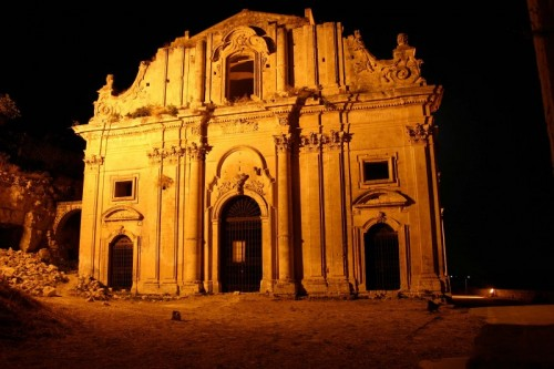 Scicli - Chiesa San Matteo