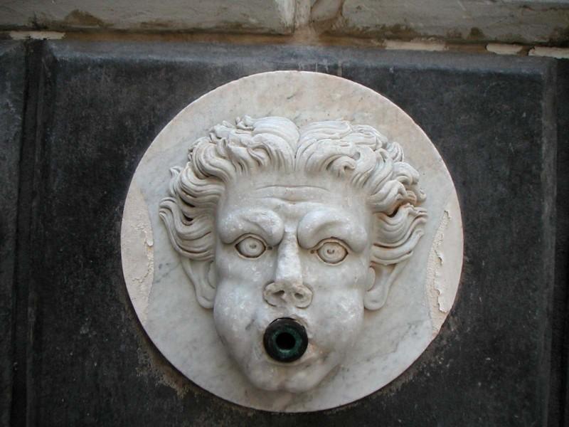 ''Fontana del Capone'' - Napoli