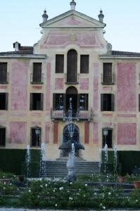 Fontana della Villa di Valsanzibio