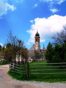 Il Santuario della Madonna di Pietralba