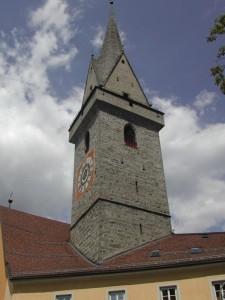 campanile a Brunico