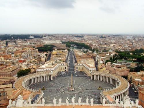 Roma - Il simbolo della cristianità