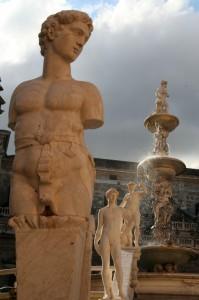 Pudore…alla fontana della vergogna…