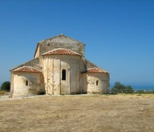 chiesa di monte d'elio - retro