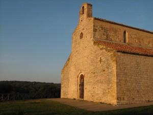 chiesa di monte d'elio - altra vista