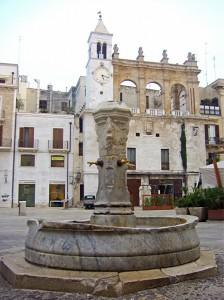 Fontanella di Piazza Mercantile