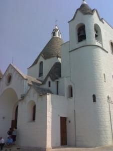 chiesa ad Alberobello