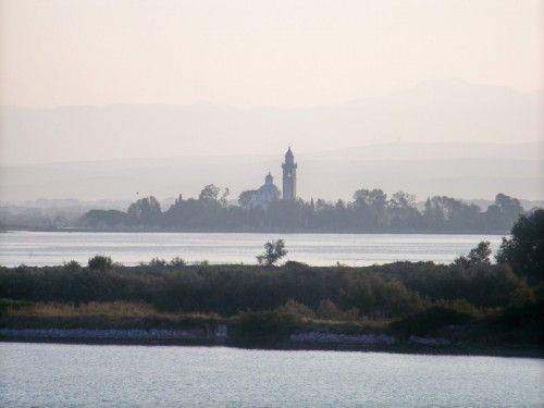 Grado - Alba sulla laguna