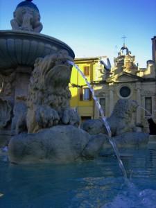 Fontana della Fortuna