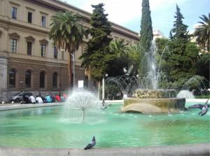 Fontana di Piazza Umberto I