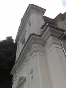 Il santuari di Forno