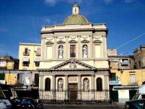 Santa Croce e Purgatorio al Mercato. Napoli