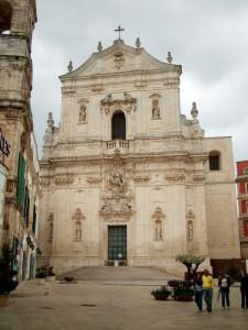 Basilica di S. Martino in piazza Plebiscito