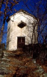 Oratorio del Calvario a Sacco in Val Gerola