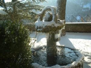 La fontana di Santa Restituta