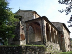 San Eufrosino a Panzano in Chianti