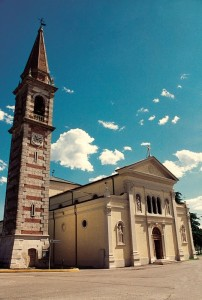 Chiesa di Spessa a Cologna Veneta (VR)