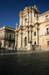 Duomo Madonna del Pilar