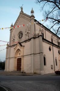chiesa di Bosco di Nanto