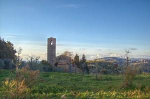 Chiesa di Cedda in HDR
