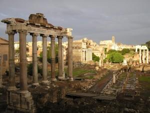 Le chiese del Foro Romano