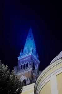 Chiesa Arcipretale di notte