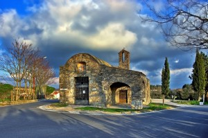 Chiesa a Caserta vecchia