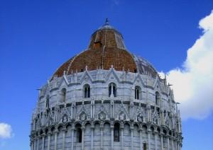 Cupola del Battistero