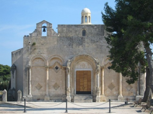 Manfredonia - S. Maria di Siponto