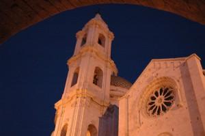 S. Michele Arcangelo al tramonto