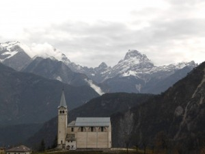 la valle della chiesa..
