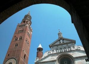 Cremona, duomo e campanile