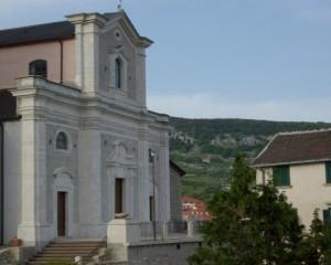 Chiesa di Capracotta