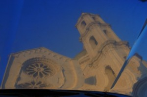 La cattedrale ….riflessa II